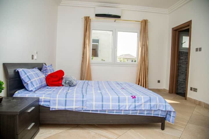 One  bedroom apartment for very short stays