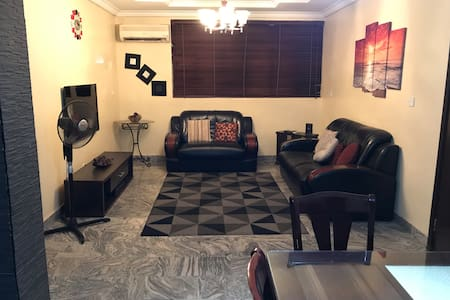 Lovely Two Bedroom Apartment in Garki 2