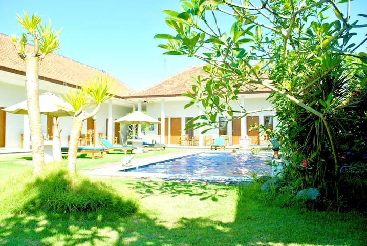 The Uma Canggu,, Peace, quiet, positive atmosphere