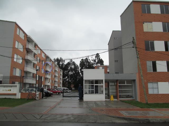 Apartamento Acogedor Zipaquirá - Zipaquirá - Appartement