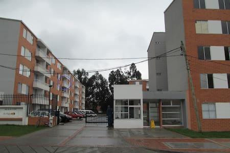 Apartamento Acogedor Zipaquirá - Zipaquirá - Byt