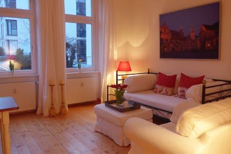 2 - Zimmer Wohnung, ruhig, stadtnah mit Parkplatz - Braunschweig - Квартира