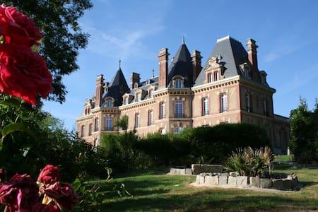Chambre au Château des Boulard - Mignières