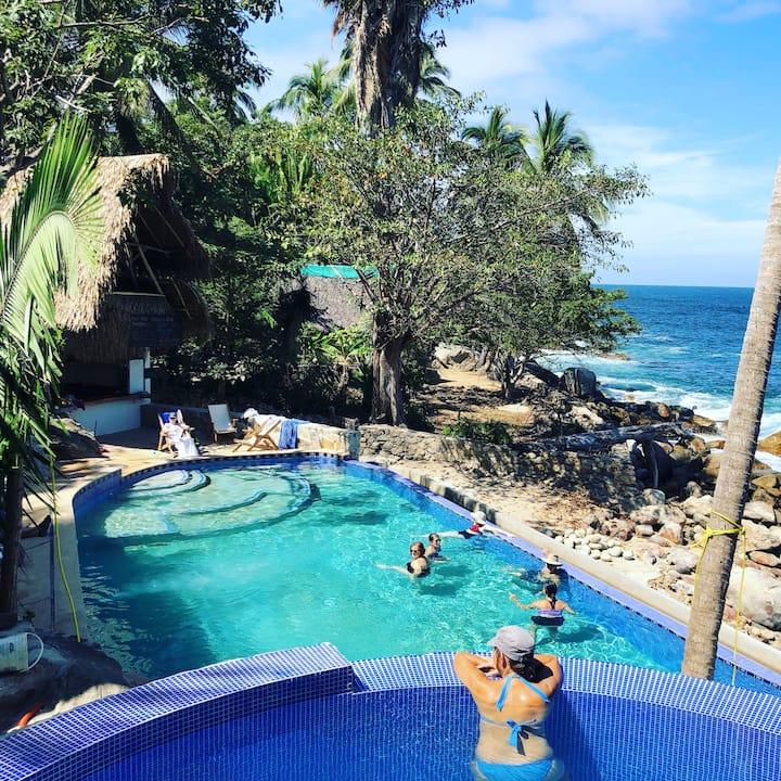 Pura Vida Wellness Retreat Room #15