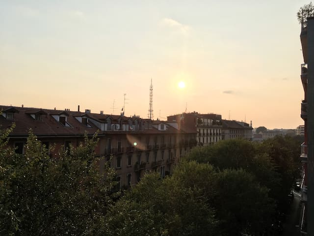 1 bedroom flat with terraces in Porta Ticinese - Milano - Flat