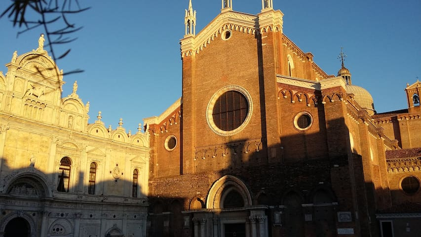 CàZanipolo The Art House in Venice - Venetië - Appartement