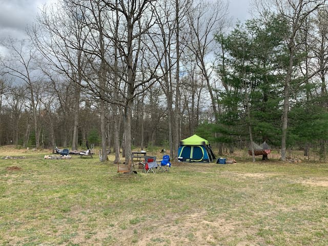 Campsite with Electric Hook Up #2
