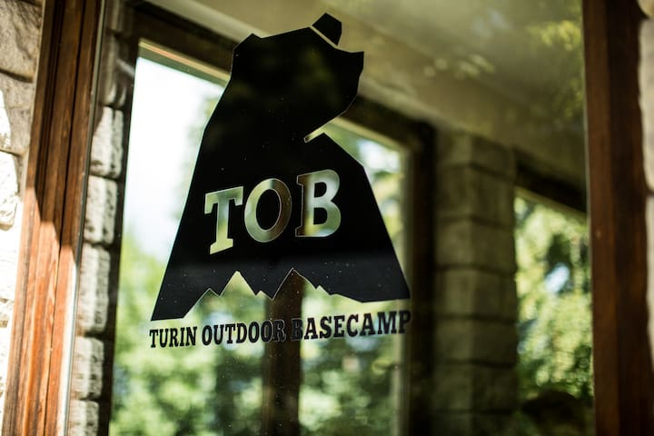 Turin Outdoor Basecamp TOB, Colle Braida Valgioie - Avigliana - Dům