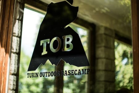 Turin Outdoor Basecamp TOB, Colle Braida Valgioie - House