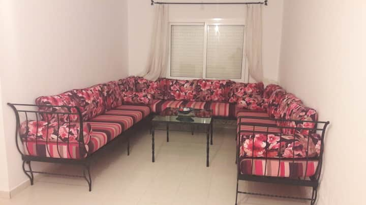 Most  suitable & comfortable appartement in Saidia