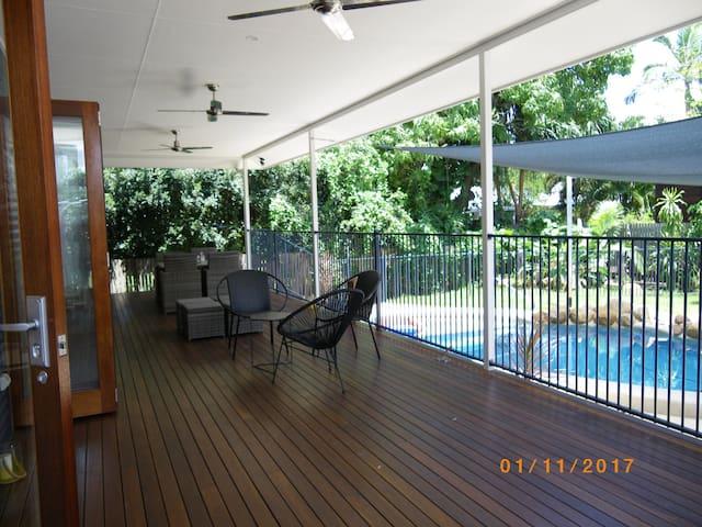 Great spot in older & inner suburban Townsville