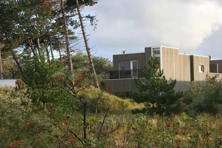 6 p. luxe villa in de duinen op Schiermonnikoog