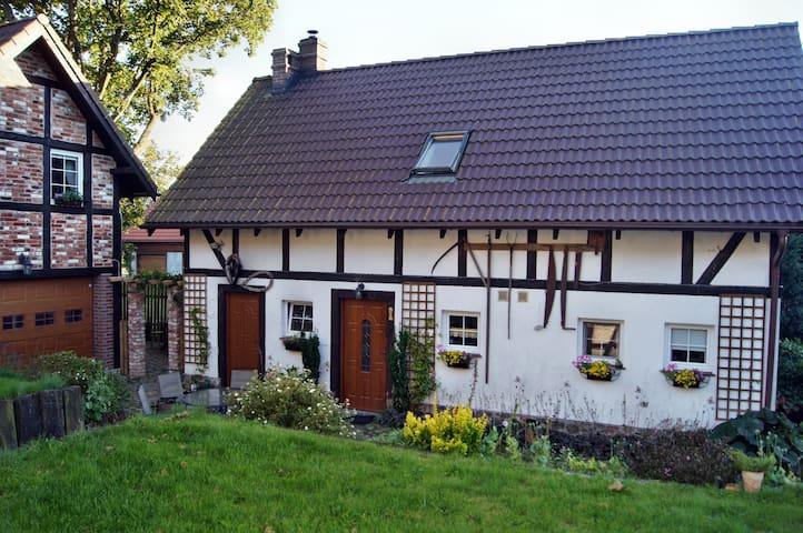 """Dom """"Słonecznik"""" - Modlinek - House"""