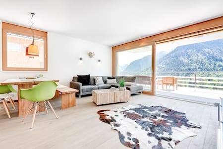 Appartement Valbona - Blick - Bürserberg - Apartment