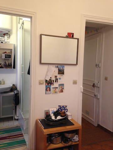 Cosy appartement centre Paris. République