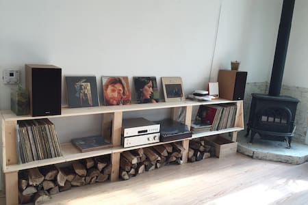 작가의 시골집, LP and BOOK, ART Stay - 평창군
