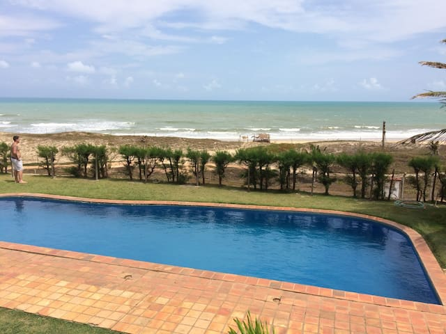 3  bedrooms and great ocean view - Baía Formosa - Apartamento