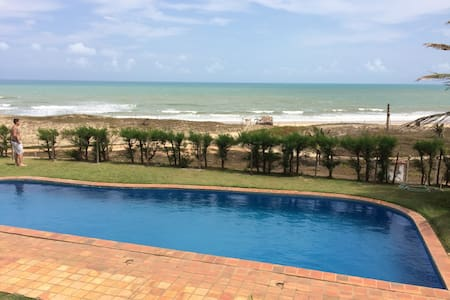 3  bedrooms and great ocean view - Baía Formosa - Appartement