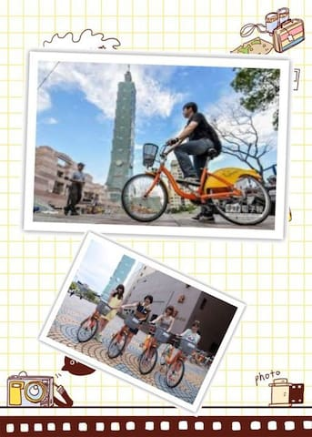 西門町直達龍山寺 台北101 後門有小吃 - Banqiao District - Byt
