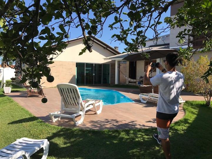 CASA em GAROPABA com piscina