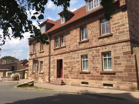 Ferienwohnung in ehemaliger Schule in Karsdorf