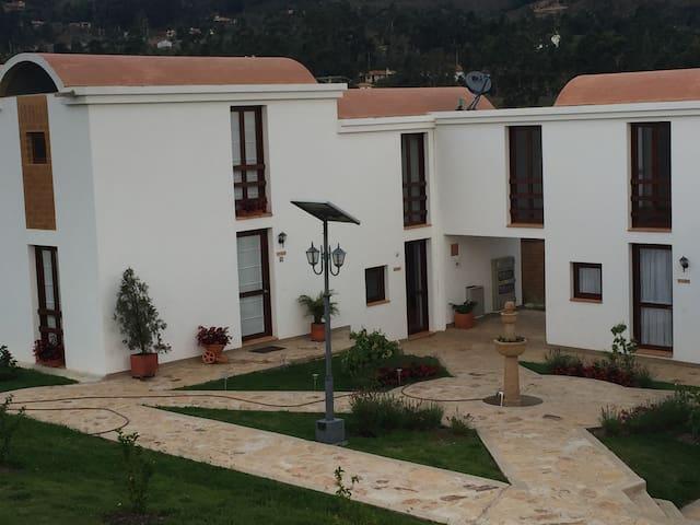 VILLA DE LEYVA BOYACÁ COLOMBIA - Villa de Leyva - Maison