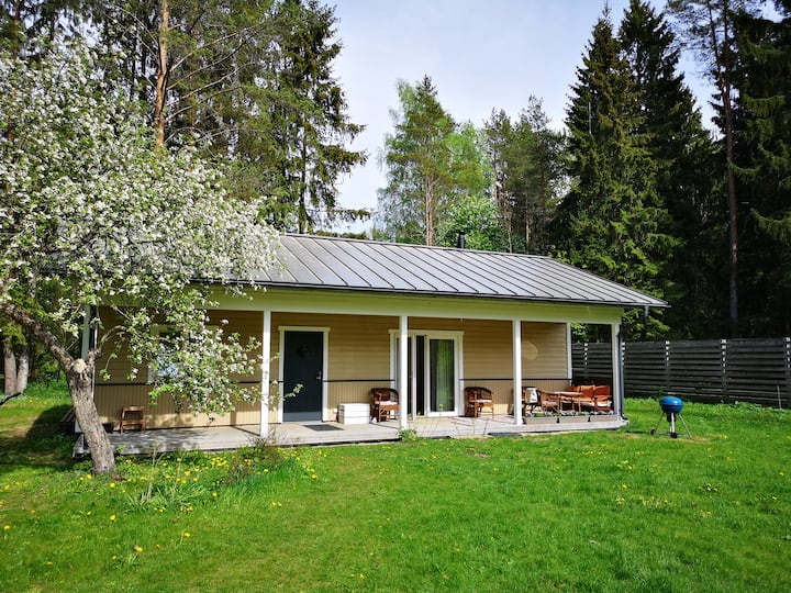 New small house, 25 minutes from Tallinn