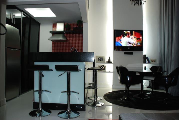 Charmoso e Moderno Loft Curitiba