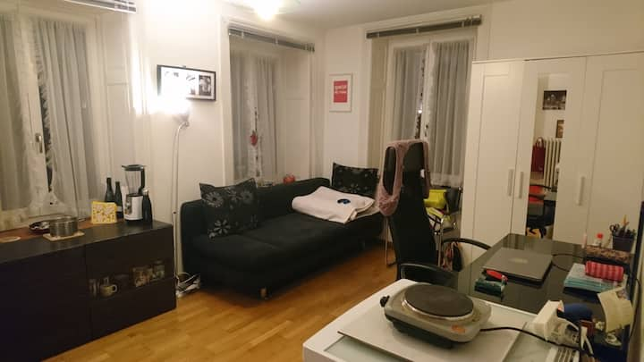 Cozy and quiet room in the heart of Zurich city