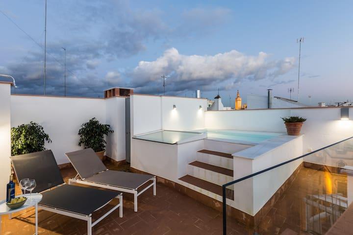 Sevilla Home Center Suites Giralda