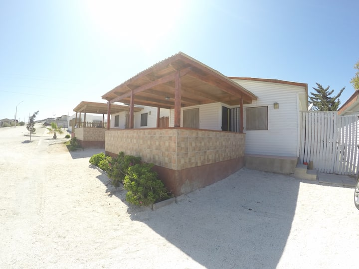 Cabaña Caldera - Bahía Loreto