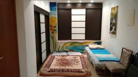 The room for rent in Jerusalem