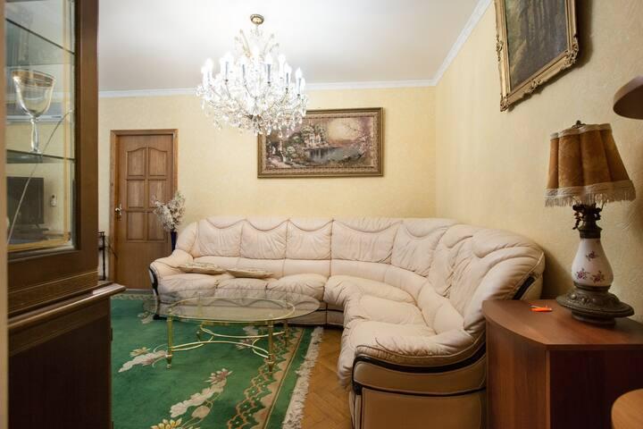 Уютная  квартира Сокол