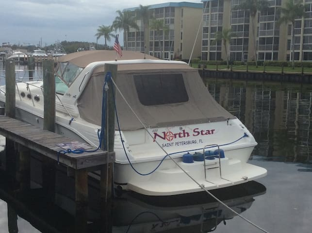 The Yacht North Star