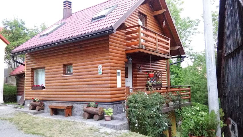House Blanka ~ The oasis of peace - Skrad - Chalet