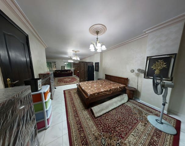 Separated room,foreign females only - Amman - Apartamento