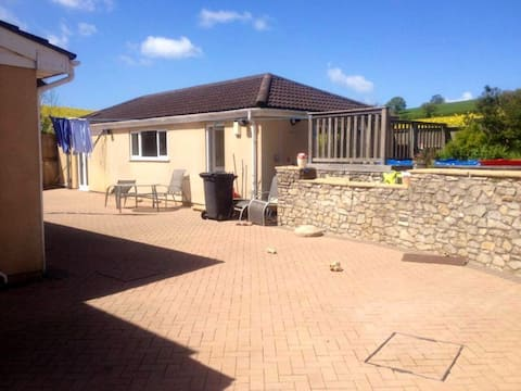 The Glenys, Beautiful self catering annexe.