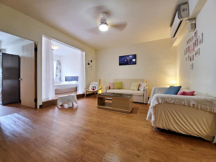 MRT 7min@Shilin Spacious renovated 3BR Apt for1-11