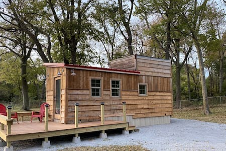 Pryor OK, Tiny House living at its best!