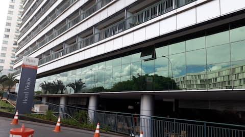 Locação de Flat no Centro de Brasilia (Particular)