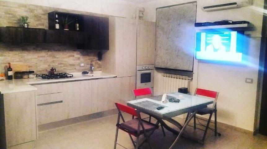 Eleganza,semplicità e relax - Terme di Miradolo - Apartamento