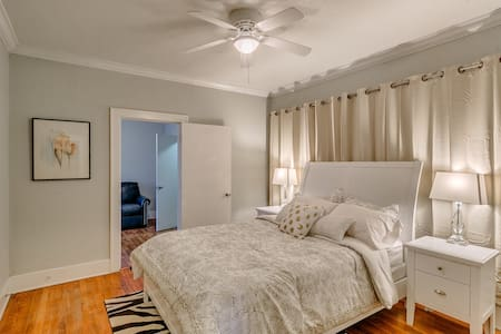 Historic 2Bd/2Ba near OUHSC, Downtown & Capital - Koko kerros