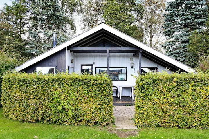 Erholsames Ferienhaus in Nysted am Meer