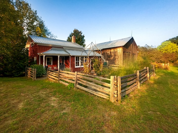 Hockley valley, up country guest cottage