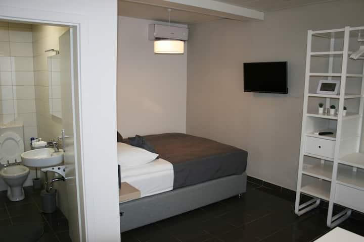Apartment for 2 persons, near Ljubljana, free park