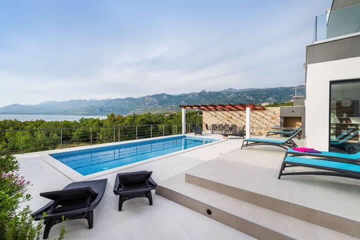 Villa Kalinago - Croatia Luxury Rent