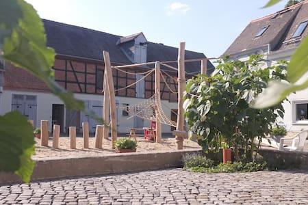 GENERATIONENHOF ganz nah an Leipzig - Markranstädt