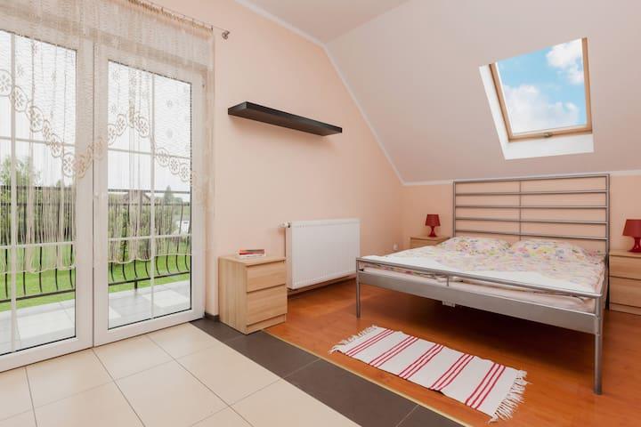 Holiday Homes Neptun Prawa/Right - Kołczewo - House