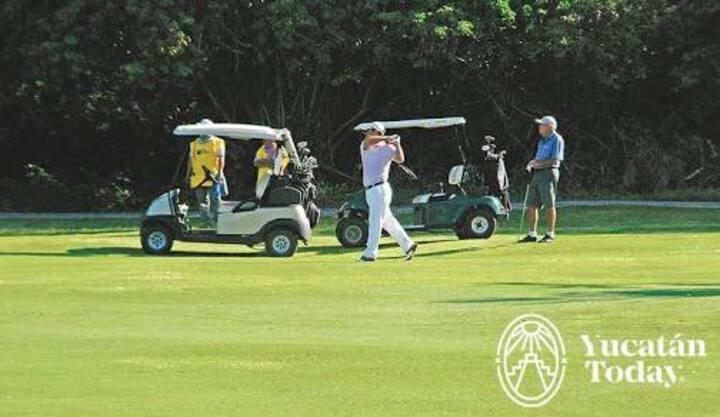 Depto. para 6 personas en Club de Golf de Yucatán