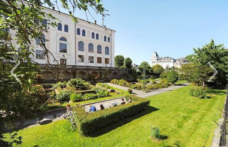 Very central, good apartment - Bergen - Appartement